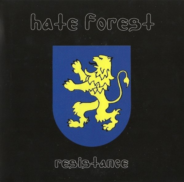 Hate Forest - Resistance
