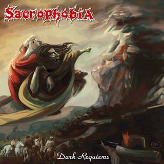 Sacrophobia - Dark Requiems