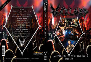 Warlord - Live in Athens 2013