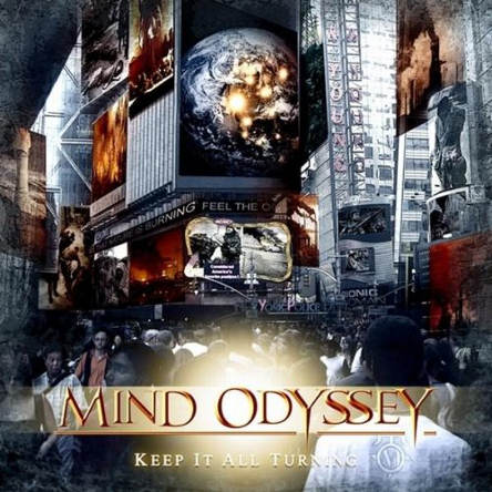 Mind Odyssey - Keep It All Turning