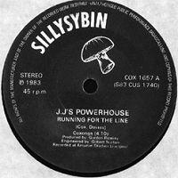 JJ's Powerhouse - Running for the Line