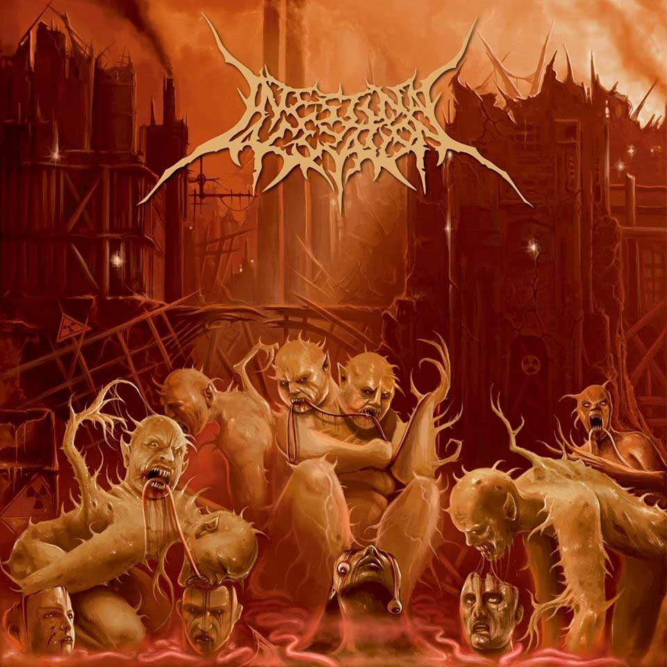 Intestinal Laceration - Species of Putrid Minds
