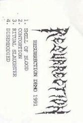 Resurrection - Demo 1991