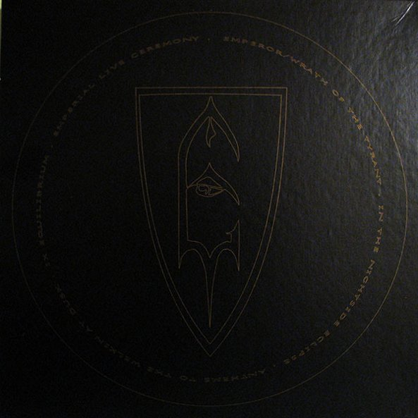 Emperor - The Emperial Vinyl Presentation