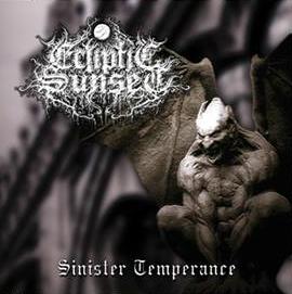 Ecliptic Sunset - Sinister Temperance
