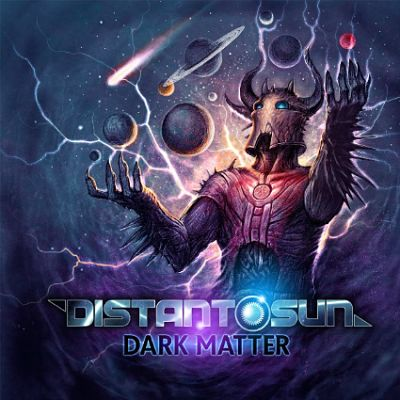 Distant Sun – Dark Matter (2015)