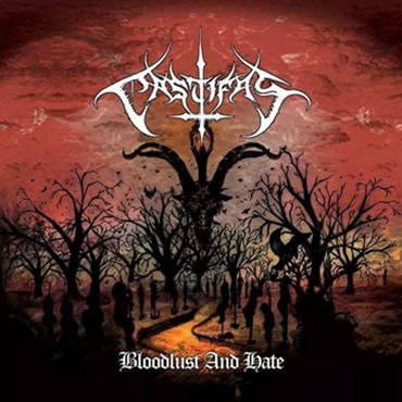 Castifas - Bloodlust and Hate