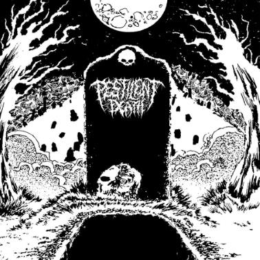 Pestilent Death - Cemeterial Befoulment