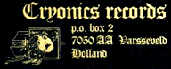 Cryonics Records