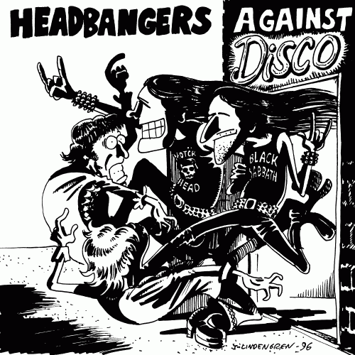 Usurper / Nifelheim / Unpure - Headbangers Against Disco Vol. 2