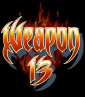 Weapon 13 - Logo