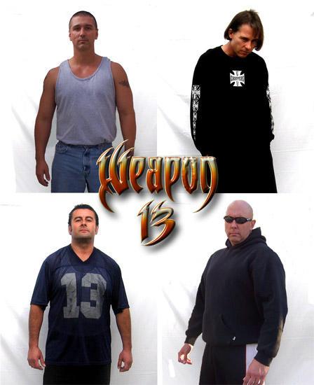 Weapon 13 - Photo