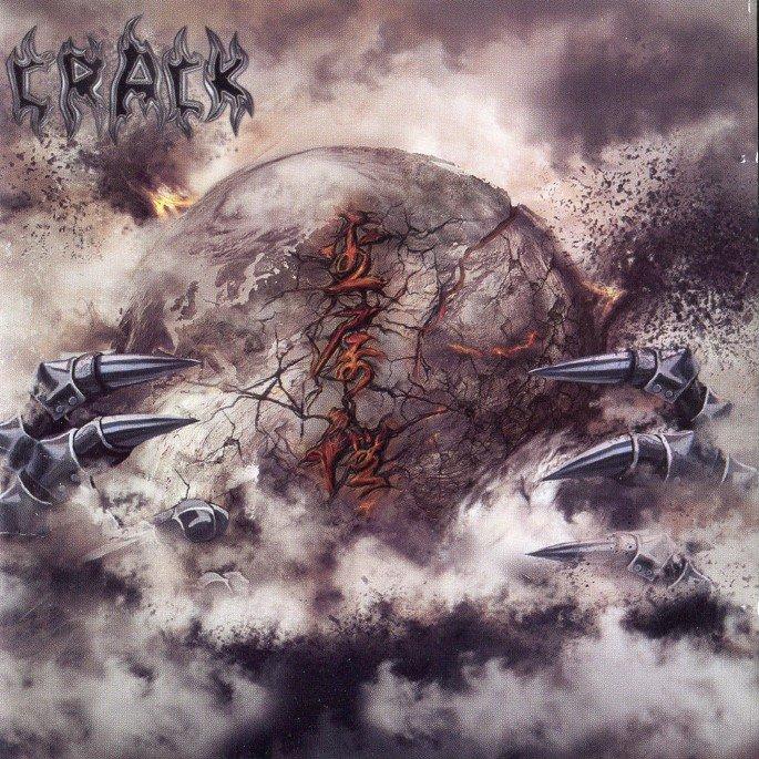 Crack - 金属礼 / Metal Rites