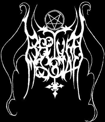 Rapture Messiah - Logo