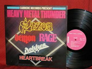 Demon / Saxon / Dokken - Heavy Metal Thunder