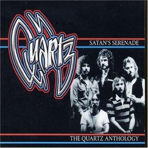 Quartz - Satan's Serenade - The Quartz Anthology