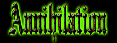 Annihilation - Logo