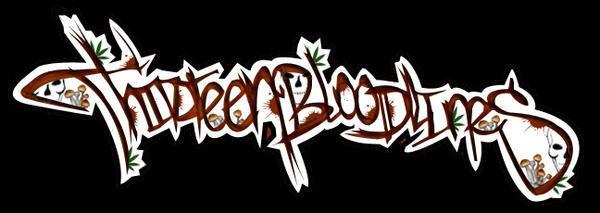 Thirteen Bloodlines - Logo