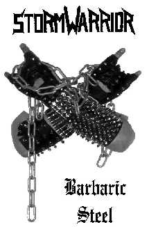 Stormwarrior - Barbaric Steel