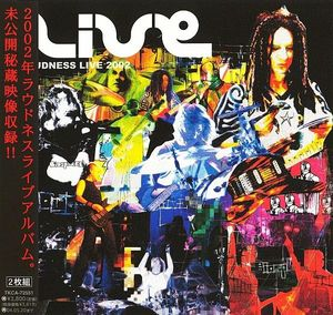 Loudness - Loudness Live 2002