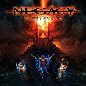 Negacy - Flames of Black Fire
