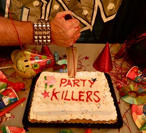 Raven - Party Killers
