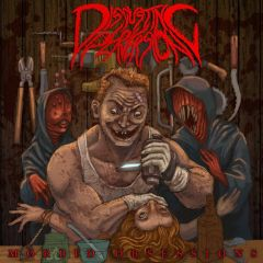 Disgusting Perversion - Morbid Obsessions