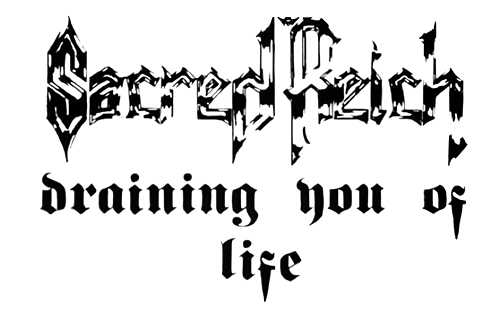 Sacred Reich - Draining You of Life