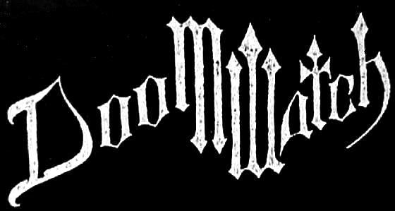 Doomwatch - Logo