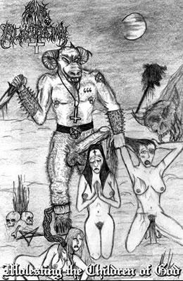 Anal Blasphemy - Molesting the Children of God