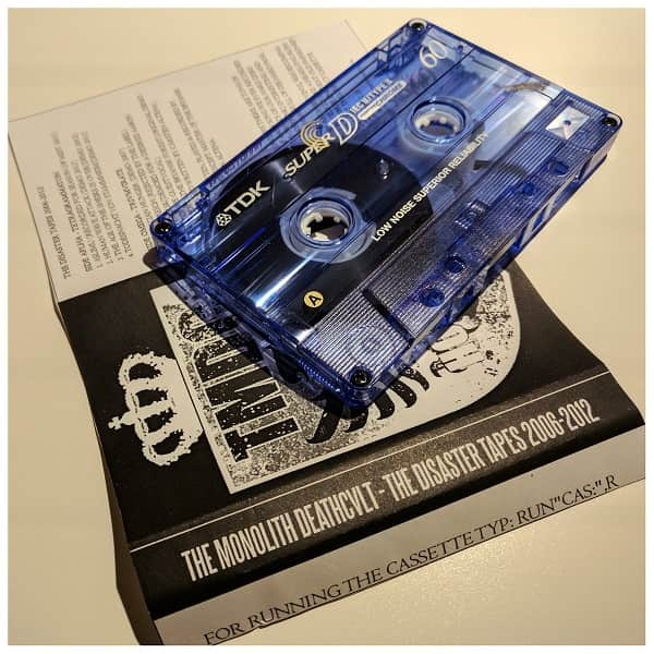 The Monolith Deathcult - The Disaster Tapes 2006-2012