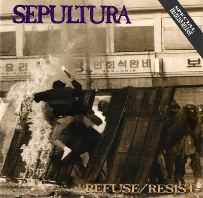 Sepultura – Refuse/Resist Lyrics | Genius Lyrics