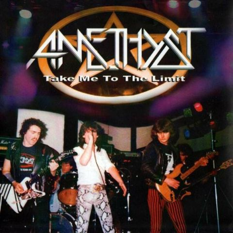 Amethyst - Take Me to the Limit