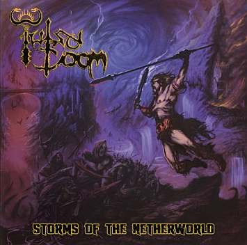 Tulsadoom - Storms of the Netherworld