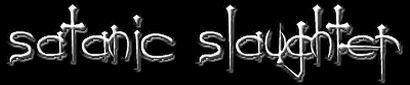 Satanic Slaughter - Logo