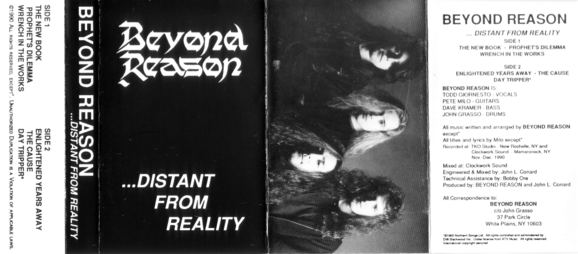 Beyond Reason - ...Distant from Reality