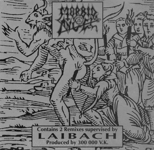 Laibach Remixes cover (Click to see larger picture)
