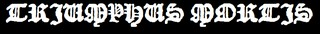Triumphus Mortis - Logo