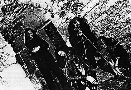 Necromancia - Photo