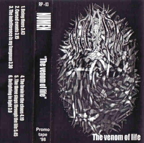 Numen - The Venom of Life