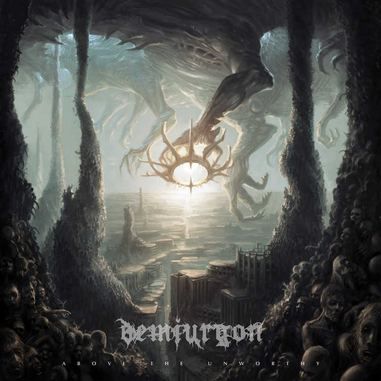 Demiurgon - Above the Unworthy