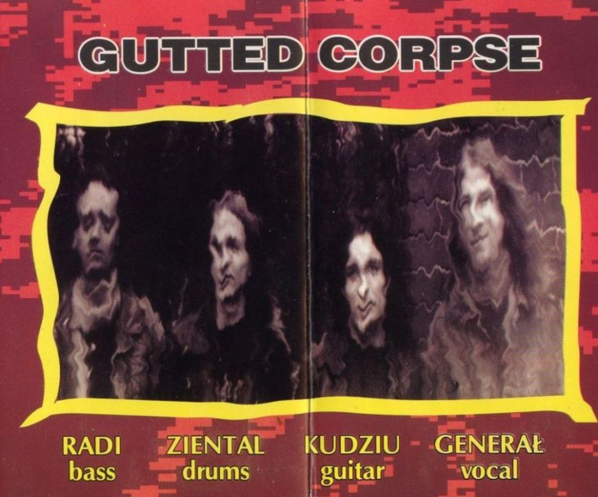 Gutted Corpse - Photo