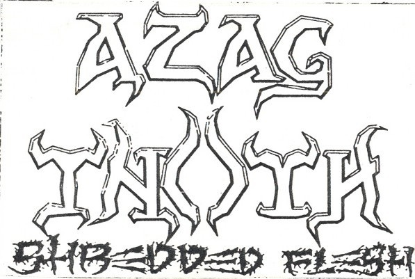 Azagthoth - Shredded Flesh