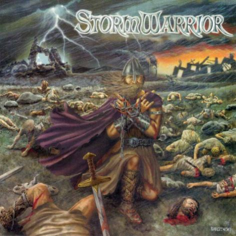 StormWarrior cover (Click to see larger picture)