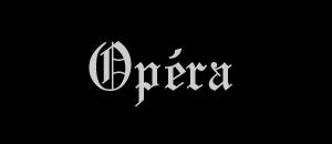 Opéra - Logo