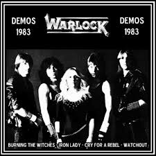 Warlock - 1983 Demo