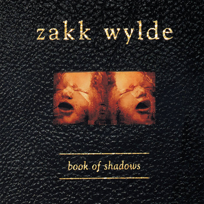 Zakk Wylde - Book of Shadows