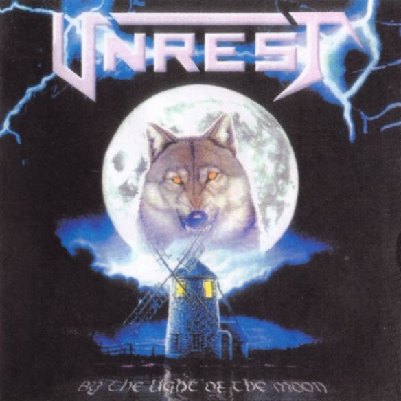 Unrest - By the Light of the Moon