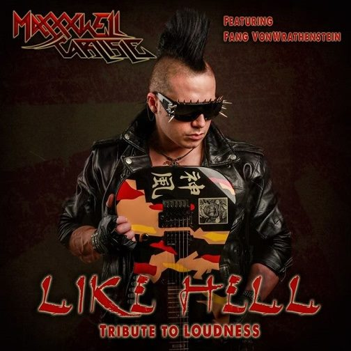 Maxxxwell Carlisle - Like Hell