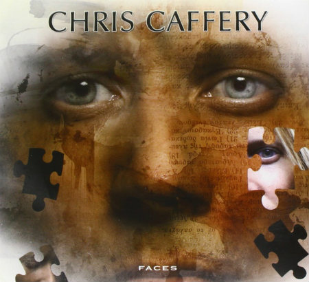 Chris Caffery - Faces / God Damn War